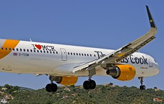 JSI/LGSK: ThomasCook Airbus A321-211 G-TCDM (Roland C.) Tags: jsi lgsk thomascook airbus a321 a322 a321200 gtcdm skiathos airport greece airfield aircraft airplane aviation airliner plane