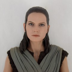 Hot Toys Rey Jedi Training Sixth Scale Action Figure - Rey Deboxed - Lying Down - Portrait Front View (drj1828) Tags: starwars rey figure actionfigure sideshow hottoys 11inch sixthscale purchase thelastjedi jeditraining deboxed lyingdown