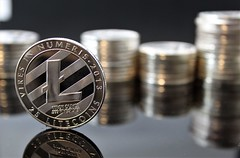Litecoin Crypto Coin Stock Photo (Crypto360) Tags: bitcoin cryptocurrency crypto cryptocoin btc net pay background bank banking blockchain business cash coin coins commerce concept currency decentralized digital economy electronic eth ether ethereum exchange finance financial gold growth internet investment market mining money network online payment ripple silver stack symbol trade virtual web xrp