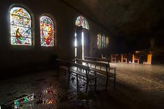 Sainte Marie-Madeleine (alex notag) Tags: sainte mariemadeleine baume reflection ste grotte cave