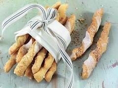 Grissini di grano saraceno e orzo, sfizi in cucina! (Cudriec) Tags: cucinare granosaraceno grissini grissinidigranosaracenoeorzo mangiare orzo pane ricetta ricette