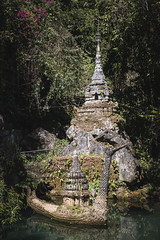 """all around """"chiang dao hill"""" (Flutechill) Tags: thailand landscape chiangmai chiangdao architecture chiangdaotemple"""