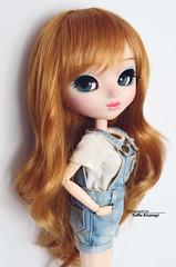Iva - Pullip Custom (·Yuffie Kisaragi·) Tags: doll pullip celsiy custom poison girl iva obitsu rewigged rechipped