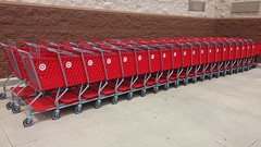 Overflow Carts (Retail Retell) Tags: horn lake ms target retail desoto county 90s wavy neon t1169 p97 décor store