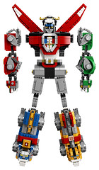 21311 Voltron Combined