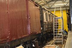 731 Bo'ness & Kinneil Railway 190518 (Dan86401) Tags: bkr bonesskinneilrailway 731 gswr glasgowsouthwesternrailway tk corridorthird coach carriage brcw drummond