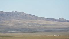 Western Landscape II (Decaseconds) Tags: nevada interstate desert america landscape settlement