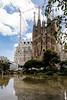 La Sagrada Familia (PuertoNico) Tags: spain barcelona travel south holiday urlaub architecture architektur church kirche gaudi