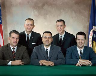 1965 Scientist-Astronaut Class