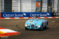 Gordini T23 (Raphaël Belly Photography) Tags: rb raphaël monaco principality principauté mc montecarlo monte carlo french riviera supercar supercars car cars automobile raphael belly eos canon photographie photography exotic grand prix historique gp acm club historic old voiture race racing motorsport sport course 2018 gordini t23 t 23 blue bleu bleue turquoise