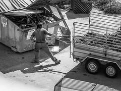 20180528-_MG_6485 (Elliot Sampford) Tags: orihuelacosta people peopleatwork recycle rubbish spain gardenwaste palms recycling refuse trailer vegetation waste