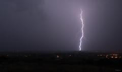 Orage 01.07.2018 (toper33) Tags: orage storm éclair lightning ciel cloud pluie rain nuit night ramifié