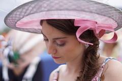 romantique (trishwinston) Tags: diane chantilly hat chapeau elegance portrait
