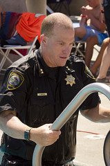 SONC SummerGames18 Tony Contini Photography_1370 (Special Olympics Northern California) Tags: 2018 summergames swimming fun letr police cop