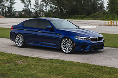BMW F90 M5 on HRE P200 (wheels_boutique) Tags: wheelsboutique wheelsboutiquecom wheels wb bmw f90 m5 f90m5