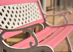 Benches-2 (Michael A. Richardson) Tags: weeklytheme wakeforestnc smalltowns northcarolina flickrlounge