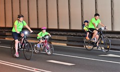 Liverpool-Chester Bike Run for Claire House Family 5 mile Family Bike Ride through the Birkenhead Queensway Tunnel (sab89) Tags: liverpool chester bike run claire house waterfront queensway tunnel river mersey 25 years merseytravel childrens hospice royal liver building finish 5 miles family birkenhead cycle dock branch exit pennine events old haymarket thatto cycles neston life factory packhorse packgate fest lcl ride lclbikeride wirral charity event