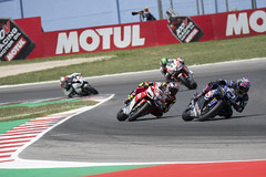 "SBK Misano 2018 • <a style=""font-size:0.8em;"" href=""http://www.flickr.com/photos/144994865@N06/42481878125/"" target=""_blank"">View on Flickr</a>"