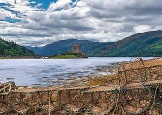 Eilean Donan Castle's Bay