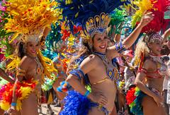 Summer Samba (Photo Oleo) Tags: toronto festival feathers dancer candid event street sambadancers salsaonstclair dance dancemigration cultural costume sambaparade latin