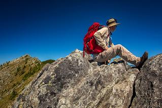 Sitting on the Summit