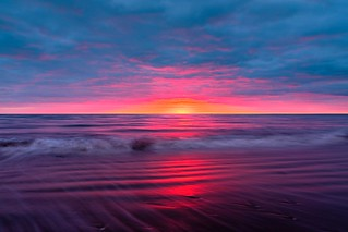 Crimson Sunset
