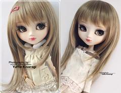 2008 vs 2018: Muffin (·Yuffie Kisaragi·) Tags: doll pullip craziia custom poison girl muffin obitsu rewigged rechipped