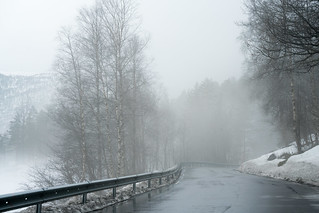 Driving the Mists