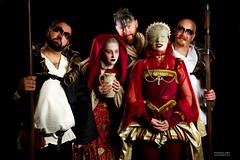 Swordcarft Winter Ball 2017 (tony_redink2000) Tags: larp cosplay people costume portrait strobe strobist melbourne