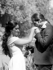 "P1190127-2 (Andy Sut) Tags: wedding bride groom uk traditional england summer matrimony couple romance love british ""thrumpton hall"" nottingham nottinghamshire"