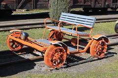 Sochaczew, Mazowsze, Poland (LeszekZadlo) Tags: railway technique transportation rail museum history historical poland polonia pologne polen mazovia eu ue old polska