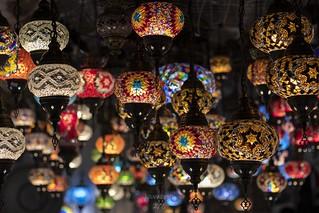 Lanterns in Kotor
