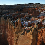 Bryce Canyon - Jaggy Mountainside thumbnail
