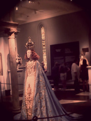 Heavenly Bodies, Fashion and the Catholic Imagination (mist_and_reflections) Tags: heavenlybodies fashion themetropolitanmuseumofart themet manhattan newyorkcity newyork digitalholga holga