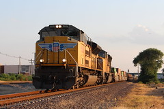 UP 8606 (CC 8039) Tags: up trains sd70ace sd70m granite city illinois