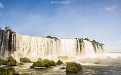 Cataratas Del Iguazú lado Brasil (NatyCeballos) Tags: water agua cataratasiguazu cataratas brasil naturalwonder naturaleza maravillas maravillanatural airelibre arcoiris rainbow