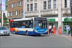 Stagecoach CN62CXC 36792 (welshpete2007) Tags: stagecoach south wales adl enviro 200 cn62cxc 36792