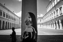 Roma, Quirinale (Roberto Spagnoli) Tags: quirinale roma corazziere people biancoenero blackandwhite monocromo italy italia