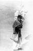img323 (Höyry Tulivuori) Tags: india 1970 street life people cars monochrome men women child 70s vintage seventies temple city country индия улица чернобелое автомобиль дома народ быт
