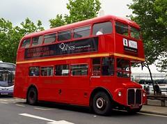 RM994 793UXA (WLT994) (PD3.) Tags: bus buses psv pcv hampshire hants england uk portsmouth interchange station hard gunwharf quays rm994 rm 994 793uxa 793 uxa wlt994 wlt london transport aec routemaster