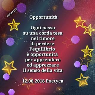 Opportunità – Opportunity