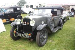 Vintage 1930 Humber 16/50 Tourer. (Yesteryear-Automotive) Tags: vintage 1930 humber 1650 motorcar car