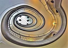 Wuppertal - GERMANY (Zana Suran) Tags: scala staircase eskailera treppe portaikko escalier σκάλα מדרגות सीढ़ी 階段 계단 stubište 樓梯 kāpnes laiptai trappenhuis schody escadaria scară лестница trappa стубиште stopnišče escalera บันได schodiště сходи lépcsőház cầu thang 楼梯 tangga દાદર wuppertal germany deutschland jugendamt