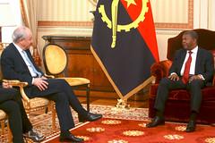 Rui Rio em Angola (PSD - Partido Social Democrata) Tags: luanda angola rui rio psd política