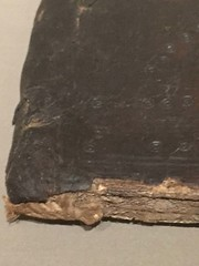 1-20 Codex and Craft at BGC (MsSusanB) Tags: egyptian binding morganlibrary bard bgc bardgraduatecenter books codex codices craft ancientworld history technology