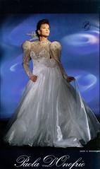 Paola D'Onofrio 1986 (barbiescanner) Tags: vintage retro fashion 80s 80sfashions 1980s 1980sfashions 1986 brides weddings80sweddingdresses weddingdresses 1980sweddingdresses paoladonofrio
