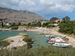 St. Thomas Bay, Pefkos