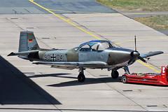 Quax-Flieger - Piaggio P-149D - D-EADP - HAJ - 07.07.2018 (Matthias Schichta) Tags: haj hannover hannoverlangenhagen eddv planespotting flugzeugbilder quaxflieger piaggio p149d deadp