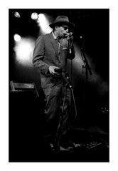 """Songe D'un Instant Pas Banal"" (The Blue Water Lily's Company) Tags: fdrouet bw monochrome monochrom concert nikon f801s nb"