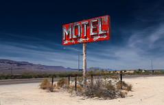 Whiting Bros. Motel, Yucca, AZ (babago_exp) Tags: abandoned decay rusty signage signgeeks neonsign motelsign route66 americana yucca california